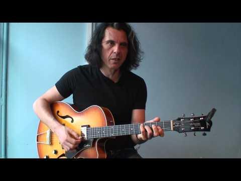 Guitar Lesson: Alex Skolnick - Major lick (TG253)