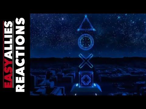 PlayStation Showcase at Paris Games Week 2017 - Easy Allies Reactions