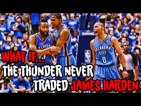 What If James Harden Was Never Traded To The Rockets?