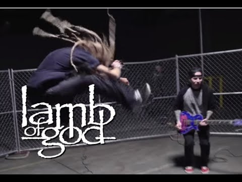 "Lamb of God have release behind the scenes video of ""Memento Mori"" video shoot"