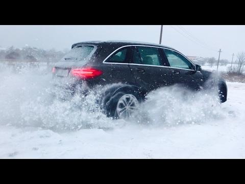 Mercedes GLC 2017 Тест Драйв