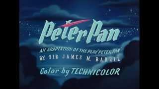 Peter Pan - Abertura