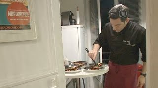 Во Франции шеф-повара можно заказать на дом (новости)