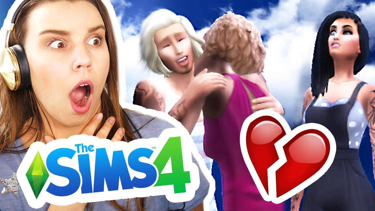 HOW COULD HE? The Sims 4 Life s Drama mod YouTube
