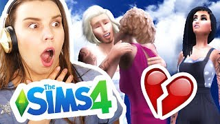 HOW COULD HE?! The Sims 4 Life's Drama mod!