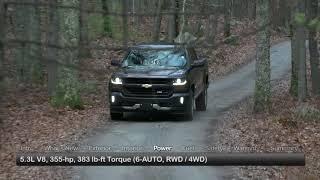 2017 Chevrolet Silverado 1500 Test Drive