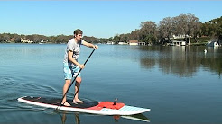 SUP Boarding makes a splash in Central Florida