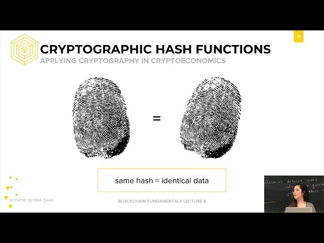 [Lecture 8] Fall 2018 Blockchain Fundamentals: Cryptoeconomics and Proof-of-Stake