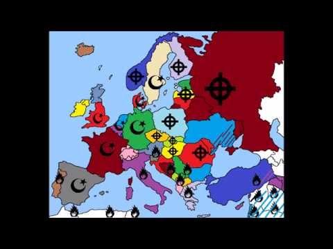 Europe future - Europe 2029