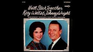 Kitty Wells & Johnny Wright  - Holding On To Nothing