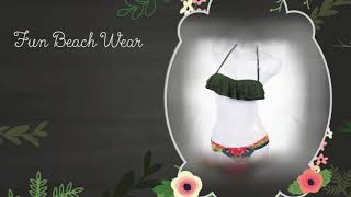 Wholesale Spring Summer 2018 Clothing and Accessories - Jungle Paradise Collection