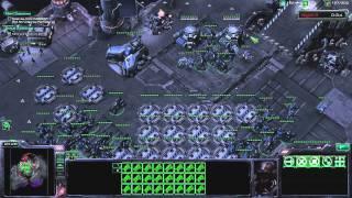 Outbreak Brutal Walkthrough - Starcraft 2: Wings of Liberty