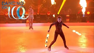 The Professionals 'Set Fire to the Rain' With a Blazing Performance!   Dancing On Ice 2018