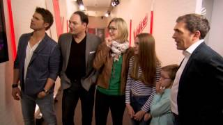 Renée Outside The Voice Kids Germany (Blind Auditions 2) 6/3/2015 HD