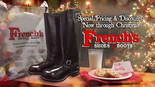French's Shoes & Boots Holiday Commercial 2017