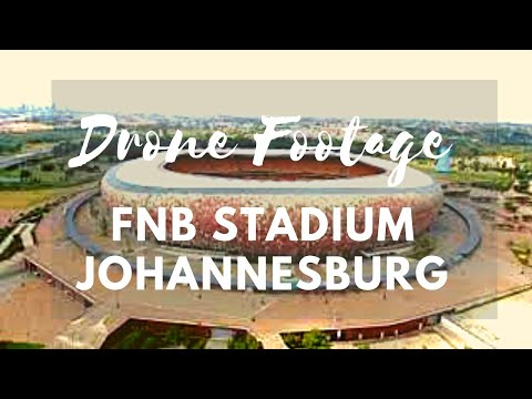 Soccer City (FNB Stadium) - Johannesburg, South Africa