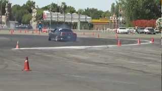vq35 swap 240sx s14 drifting