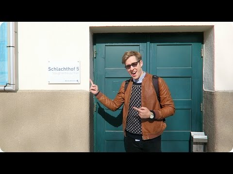 Visiting Slaughterhouse 5 in Dresden, Germany | Evan Edinger Travel