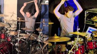 + Gramophone + Britney Spears - Till The World Ends (Adventure Club Remix) Dubstep Drum Cover