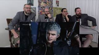 Reaction: Devil May Cry 5 (E3 2018 Microsoft Press Conference)