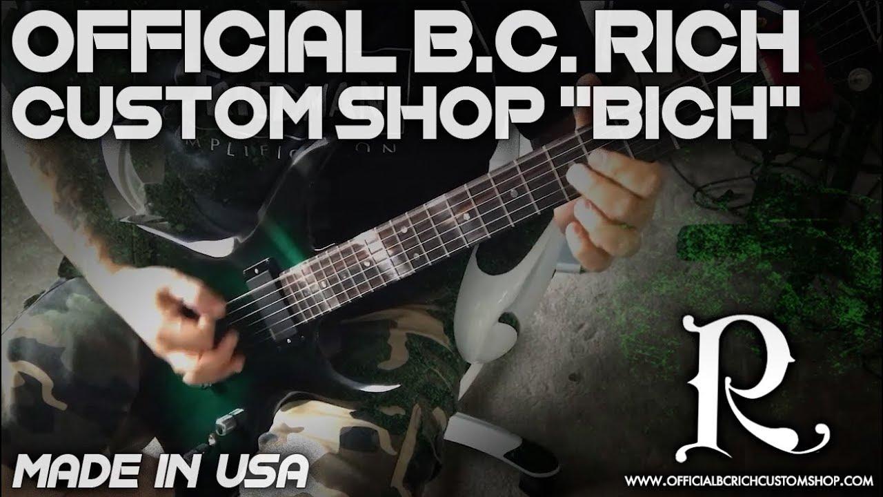 Ironbird bc string rich 7 BC Rich