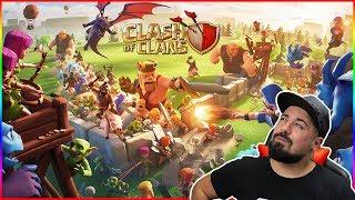🔴On découvre la MAJ Ensemble !!!   Clash Of Clans