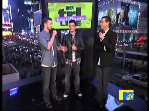 Justin Timberlake & JC Chasez  2008