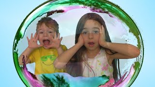 Bubbles Song  Nursery Rhymes & Kids Songs by Miss Lana