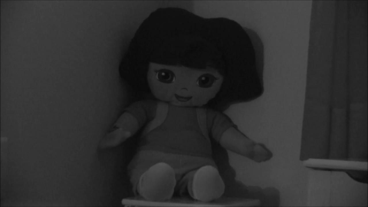 Dora The Explorer Scary Movie Youtube