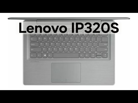 Lenovo IP320S Unboxing - 2018 model Notebook