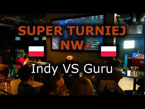 (18+) Indy VS Guru - STK 3 Faza Grupowa - polski komentarz StarCraft 2