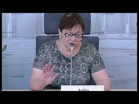 2018-06-28 Seimo narių A. Maldeikienės ir V. Bako spaudos konf.
