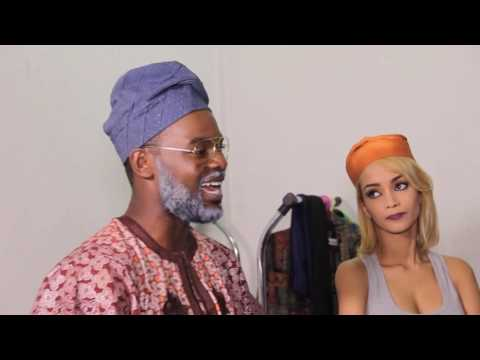Falzthebahdguy meets Sades boyfriend, Adekunle Gold