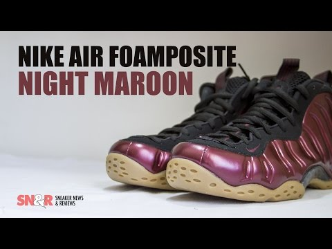 Sepatu Sneakers Nike Air Foamposite One Mini Swoosh Warna ...