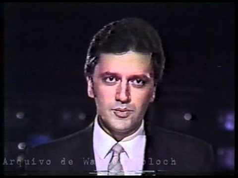 Jornal da Manchete - Noite Oficial dos OVNIs em 1986
