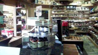 Five Points Bottle Shop Walk-in Humidor
