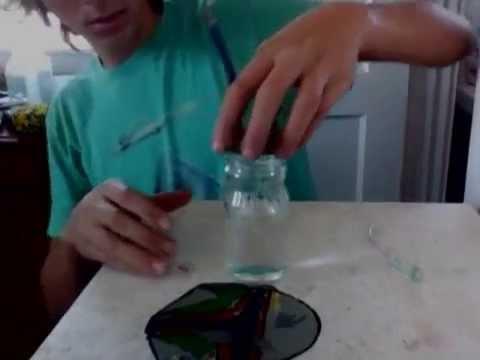 how to make a bong/bubbler
