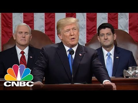 President Donald Trump Delivers The 2018 State Of The Union Address (Full) | CNBC