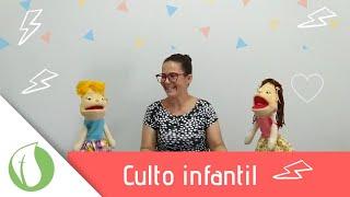 Culto infantil 02/08/2020