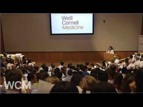 Class of 2021 White Coat Ceremony | Weill Cornell Medicine