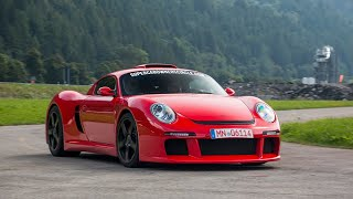 RUF CTR3 - Start Up, Detalls, Flat Out, Inside and more!!