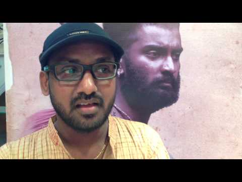 Kishore T.E (Editor) @ Paradesi Press Meet
