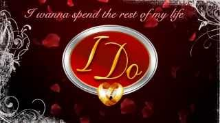 Baby, I Do - Juris Fernandez (I Do Theme Song)