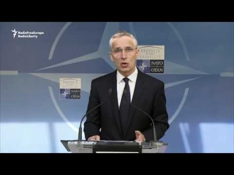 NATO To Join Coalition Against Islamic State Group