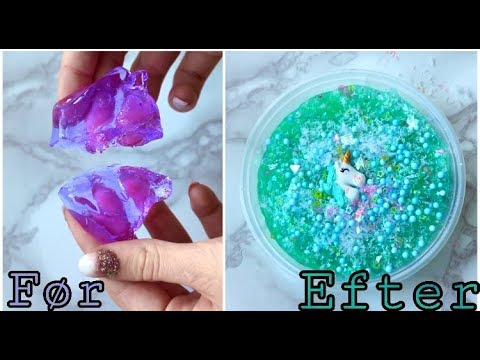 Wish slime makeover // Olivia Krogh