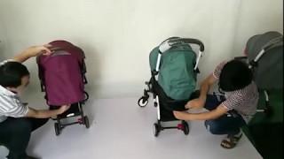 Коляска Yoya hello kids / обзор / в Китае(, 2017-05-14T22:05:09.000Z)