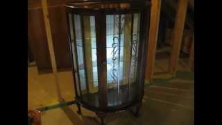 Curio Or Display Cabinet For Sale $200