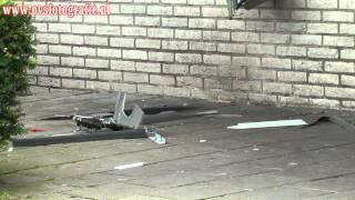 2012-07-18 Pinautomaten Rabobank Overdinkel opgeblazen geen buit voor daders