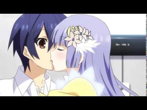 date a live 2 miku kiss shidou