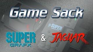 Game Sack - The NEC SuperGrafx and the Atari Jaguar - Review